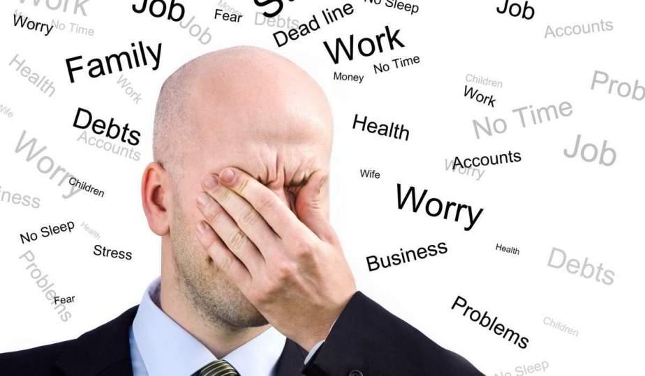 Lo stress: che bruttabestia!