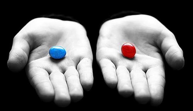 Pillola rossa o Pillolablu
